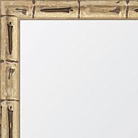 Серебро-бамбук (ширина 2,5 см)
