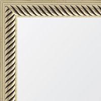 Витое серебро (ширина 3 см)