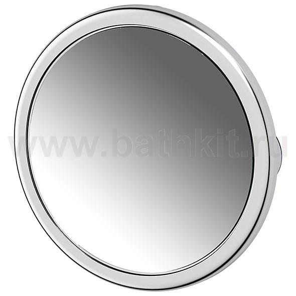 Зеркало косметическое на вакуумных присосках