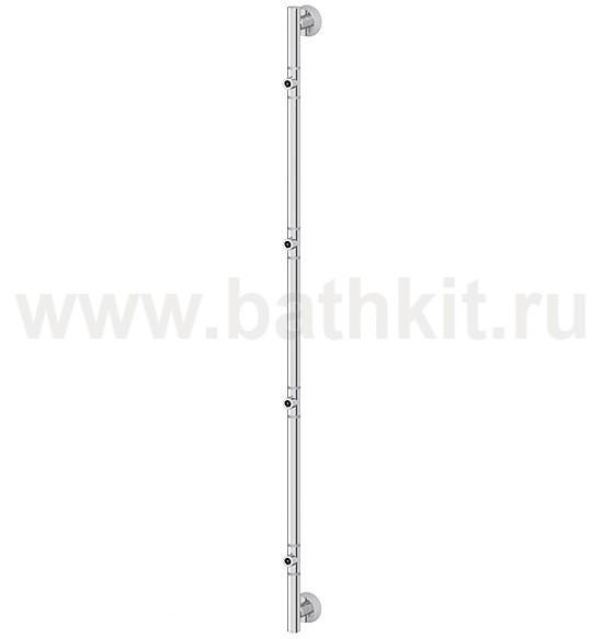 Штанга четырехпозиционная 95 см (хром)