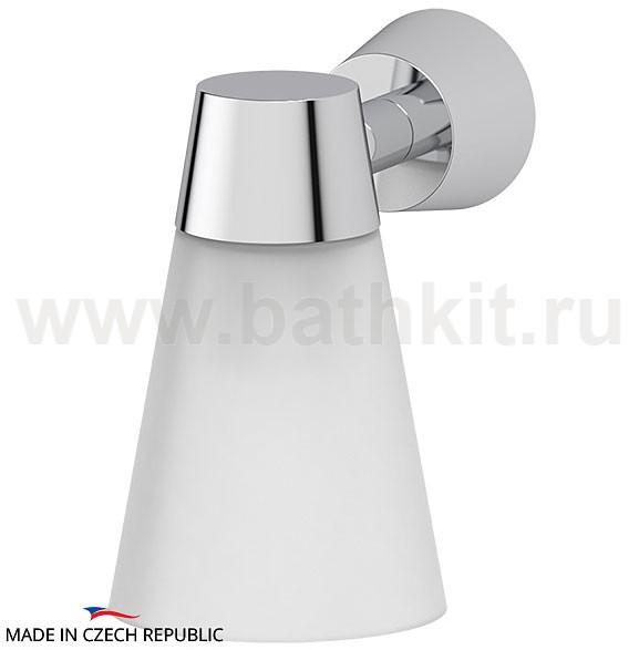 Светильник 40 W (матовое стекло; хром)