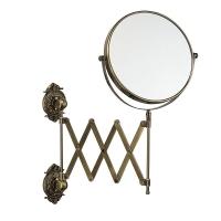 Зеркало косметическое к стене на растяжке