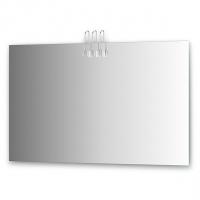 Зеркало со светильниками (120х75 см)