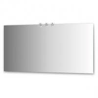 Зеркало со светильниками (150х75 см)