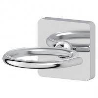 Держатель стакана/емкости для жидкого мыла (хром)