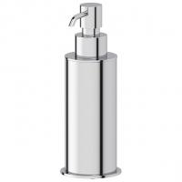 Емкость для жидкого мыла металлическая настольная