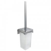 Туалетный ершик с колбой, подвесной