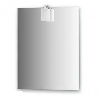 Зеркало со светильником (60х75 см)