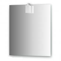 Зеркало со светильником (65х75 см)