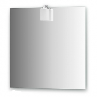 Зеркало со светильником (75х75 см)
