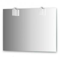 Зеркало со светильниками (100х75 см)