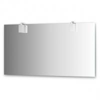 Зеркало со светильниками (140х75 см)
