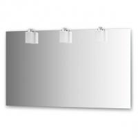 Зеркало со светильниками (130х75 см)