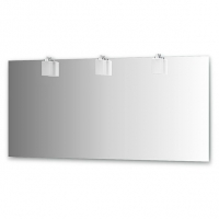 Зеркало со светильниками (160х75 см)