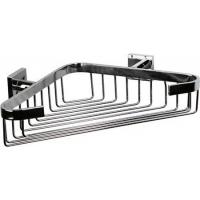 Полочка - решетка металлическая угловая