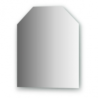 Зеркало, цвет хром (45х55 см)