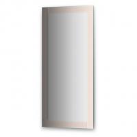 Зеркало с зеркальным обрамлением  (50х110 см)