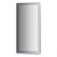 Зеркало с зеркальным обрамлением  (60х120 см)
