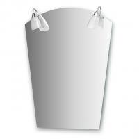 Зеркало со светильниками (50/70х90 см)