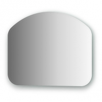 Зеркало  (55х45 см, цвет хром)