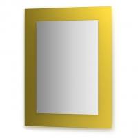 Зеркало  (70х90 см, желтый)