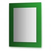 Зеркало  (70х90 см, зеленый)