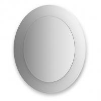 Зеркало  (70х80 см, белый)