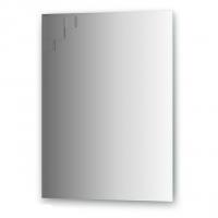 Зеркало  (60x80 см, хром)