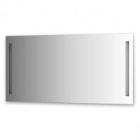 Зеркало со встроенными светильниками (140х70 см)