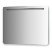 Зеркало со встроенным светильником (90х70 см)