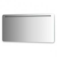 Зеркало со встроенным светильником (140х70 см)