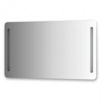 Зеркало со встроенными светильниками (120х70 см)