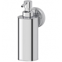 Емкость для жидкого мыла металлическая (хром)