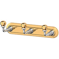 Планка с тремя крючками