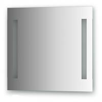Зеркало со встроенными светильниками (60х55 см)