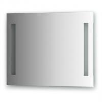 Зеркало со встроенными светильниками (70х55 см)