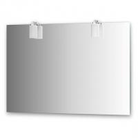 Зеркало со светильниками (110х75 см)