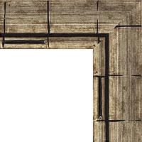 Серебряный бамбук 73 мм