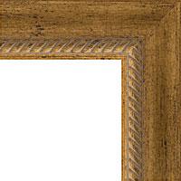 Состаренная бронза с плетением 70 мм