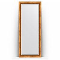 Зеркала напольные с фацетом в багетных рамах