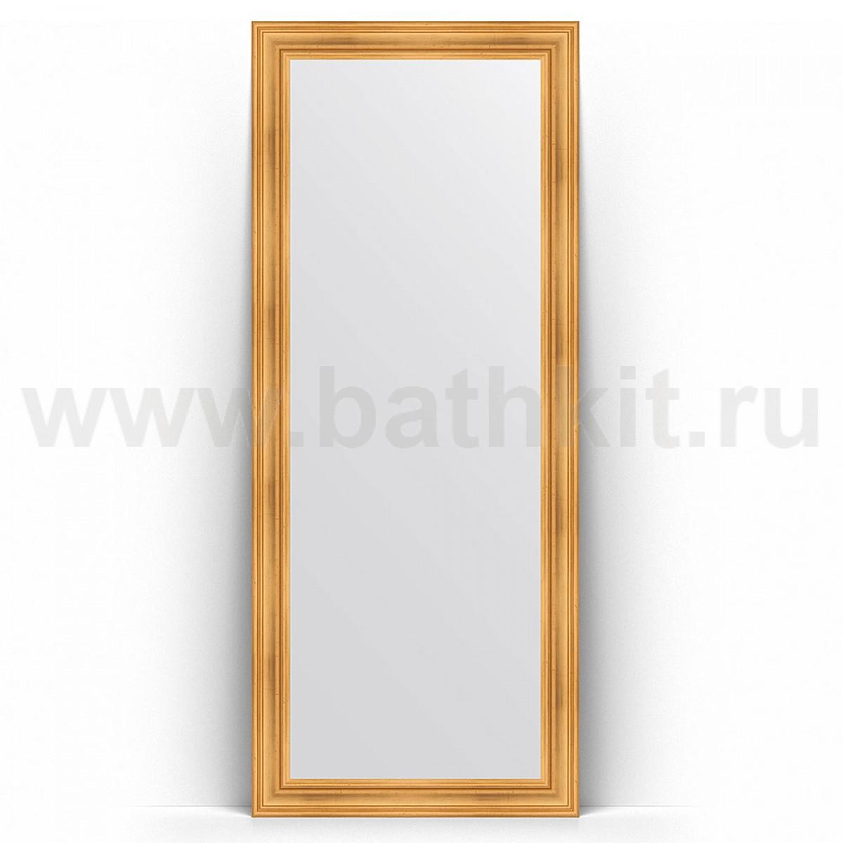 5035792564d2 Зеркало напольное в багетной раме - травленое золото 99 мм (цвет ...