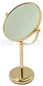 Зеркало косметическое настольное - фото