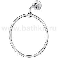 Кольцо для полотенца 3SC Stilmar (хром) - фото