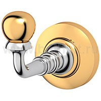 Крючок 3SC Stilmar (хром/золото) - фото