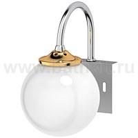 Светильник для зеркала 3SC Stilmar (хром/золото) - фото
