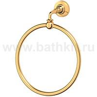 Кольцо для полотенца 3SC Stilmar (золото) - фото