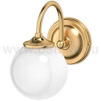 Светильник настенный 3SC Stilmar (матовое золото) - фото