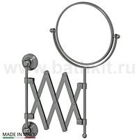 Зеркало косметическое 3SC Stilmar (античное серебро) - фото