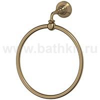 Кольцо для полотенца 3SC Stilmar (античная бронза) - фото