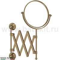 Зеркало косметическое 3SC Stilmar (античная бронза) - фото